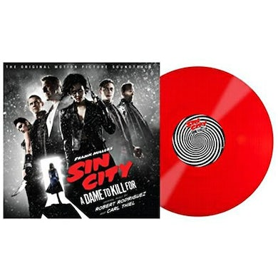 SIN CITY A DAME TO KILL FOR / O.S.T. Vinyl Record