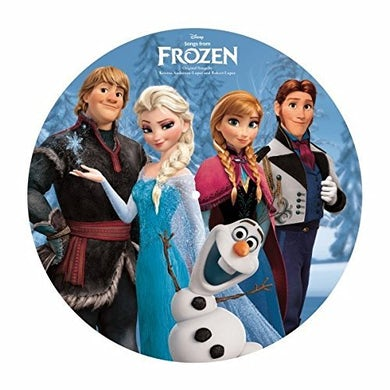SONGS FROM FROZEN / VARIOUS Vinyl Record