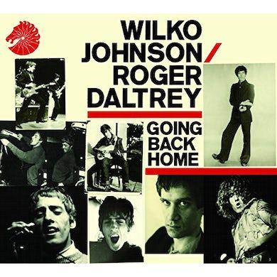 Wilko Johnson GOING BACK HOME CD