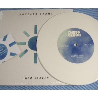 Sundara Karma COLD HEAVEN Vinyl Record - UK Release