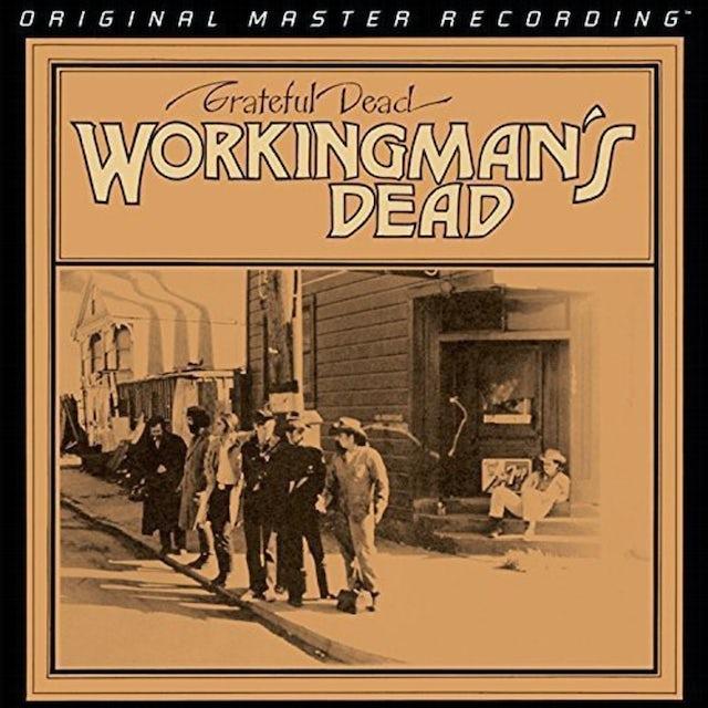 Grateful Dead WORKINGMAN'S DEAD Vinyl Record