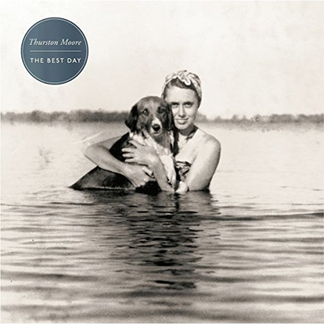 Thurston Moore BEST DAY Vinyl Record