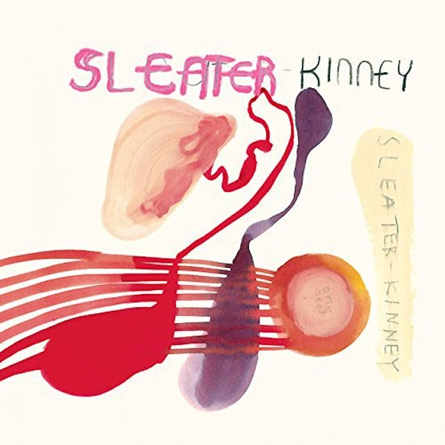 Sleater-Kinney ONE BEAT Vinyl Record