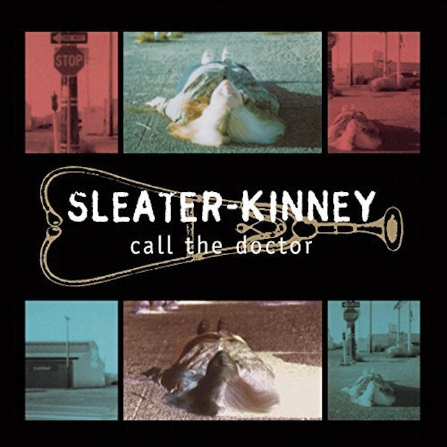 Sleater-Kinney CALL THE DOCTOR Vinyl Record