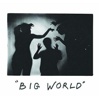 HAPPY DIVING BIG WORLD Vinyl Record