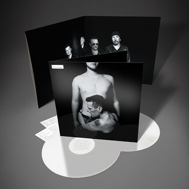 U2 SONGS OF INNOCENCE Vinyl Record