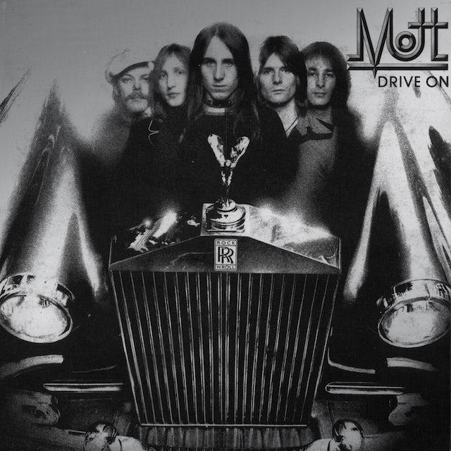 Mott DRIVE ON CD
