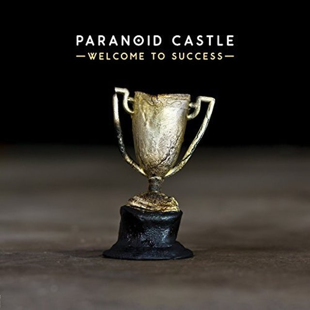 PARANOID CASTLE WELCOME TO SUCCESS Vinyl Record