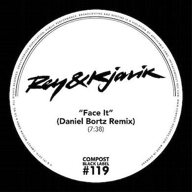 Rey & Kjavik COMPOST BLACK LABEL 119 Vinyl Record