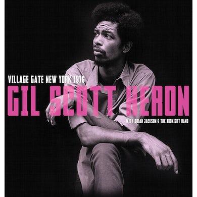 Gil Scott-Heron VILLAGE GATE NEW YORK 1976 CD