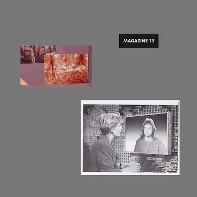 Barnt MAGAZINE 13 Vinyl Record