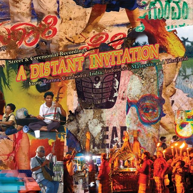 DISTANT INVITATION: STREET & CEREMONIAL / VAR Vinyl Record