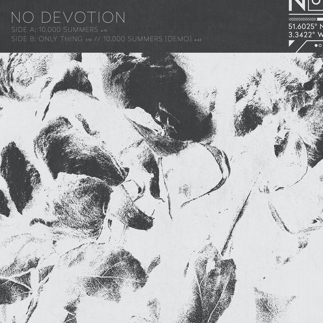 No Devotion 10,000 SUMMERS Vinyl Record