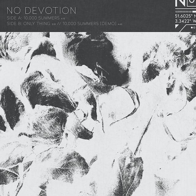 No Devotion 10,000 SUMMERS Vinyl Record