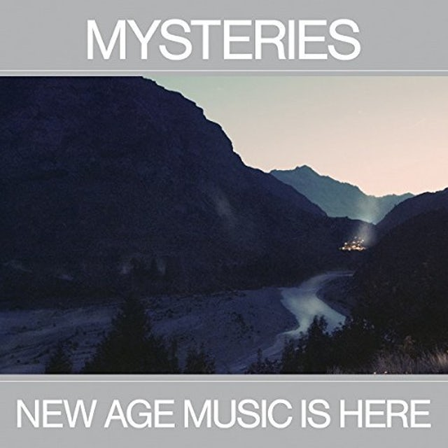 MYSTERIES NEW AGE MUSIC IS HERE Vinyl Record
