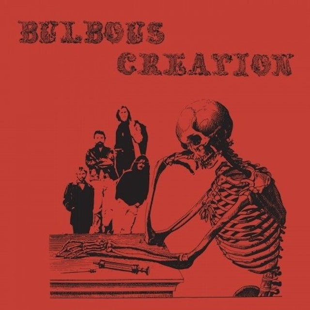 Bulbous Creation YOU WON'T REMEMBER DYING Vinyl Record
