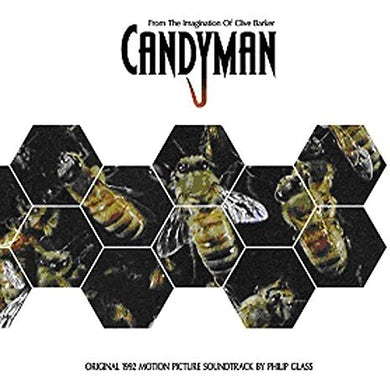Philip Glass CANDYMAN / O.S.T. Vinyl Record - Limited Edition
