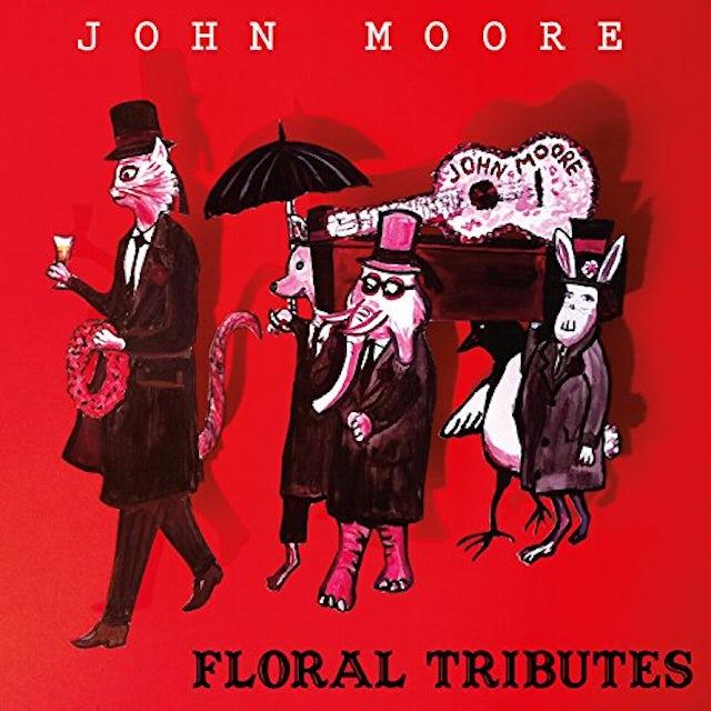 John Moore FLORAL TRIBUTES Vinyl Record