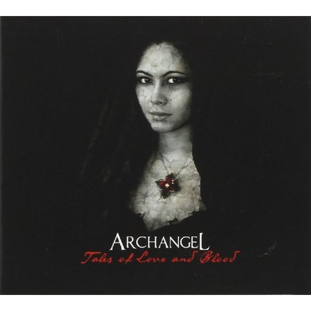 ARCHANGEL TALES OF LOVE & BLOOD CD