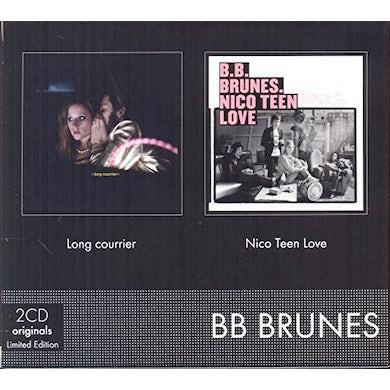 Bb Brunes LONG COURRIER + NICO TEEN LOVE CD