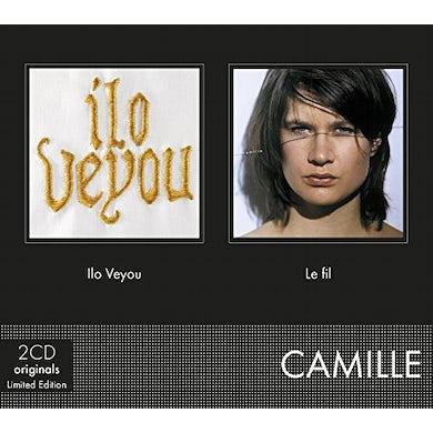 CAMILLE ILO VEYOU + LE FIL CD