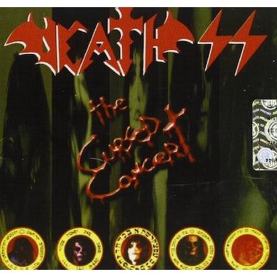 Death Ss CURSED CONCERT CD