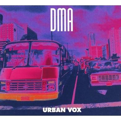 Dma URBAN VOX CD