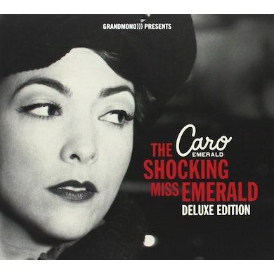 Caro Emerald SHOCKING MS.EMERALD-LUXE CD