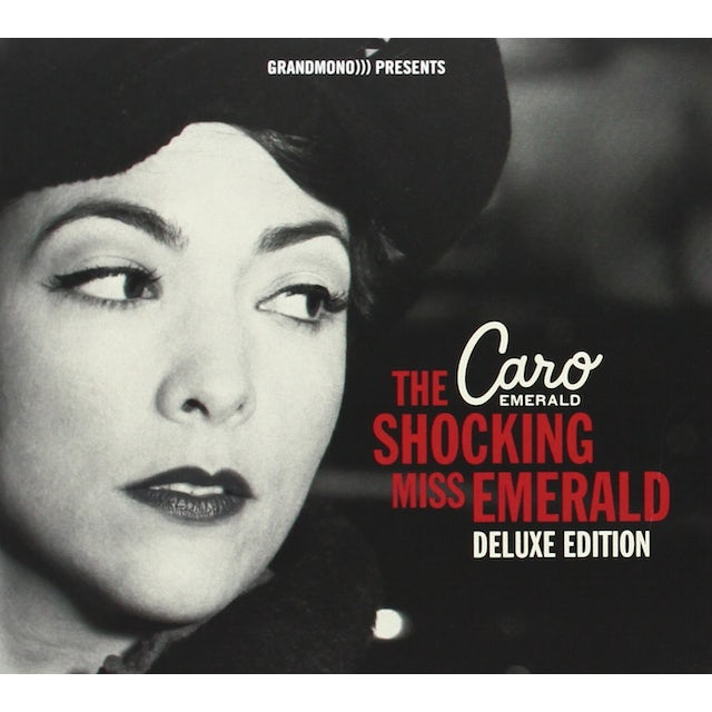 Caro Emerald SHOCKING MS.EMERALD-LUXE CD