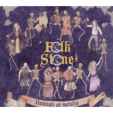 FOLKSTONE DAMANTI AD METALLA CD