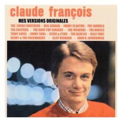 Claude François MES VERSIONS ORIGINALES CD