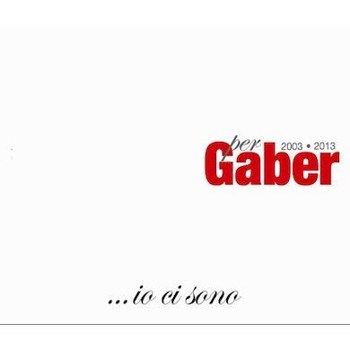 Giorgio Gaber IO CI SONO CD