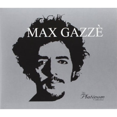 Max Gazze PLATINUM COLLECTION CD