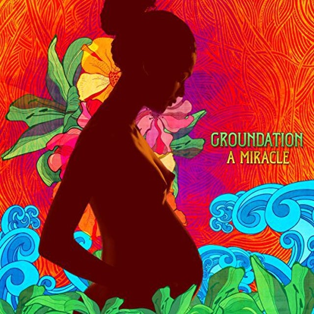 Groundation MIRACLE Vinyl Record