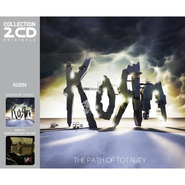 PATH OF TOTALITY + KORN III CD