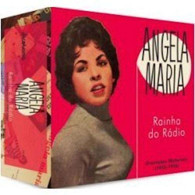 Angela Maria RAINHA DO RADIO-1955 / 1956 CD