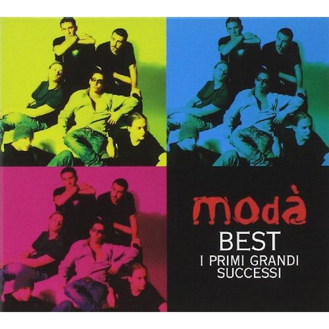 Moda' BEST-I PRIMI GRANDI SUCCES CD