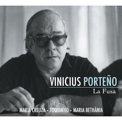 Vinicius de Moraes VINICIUS PORTENO CD