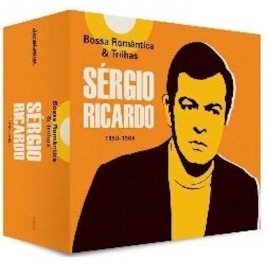 Sergio Ricardo BOSSA ROMANTICA CD