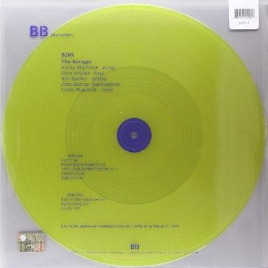 Savages LIVE IN THE STUDIOS OF COLUM Vinyl Record