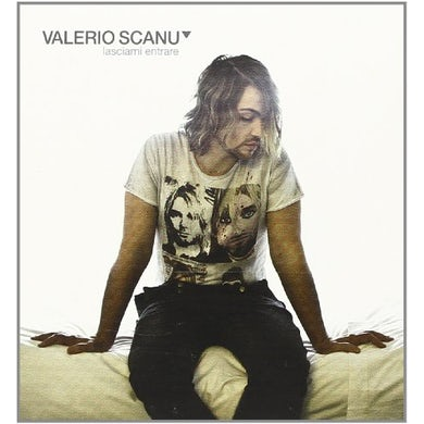 Valerio Scanu LASCIAMI ENTRARE CD