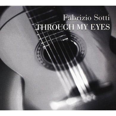 Fabrizio Sotti THROUGH MY EYES CD