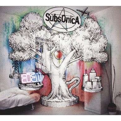 Subsonica EDEN CD