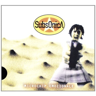 Subsonica MICROCHIP EMOZIONALE CD