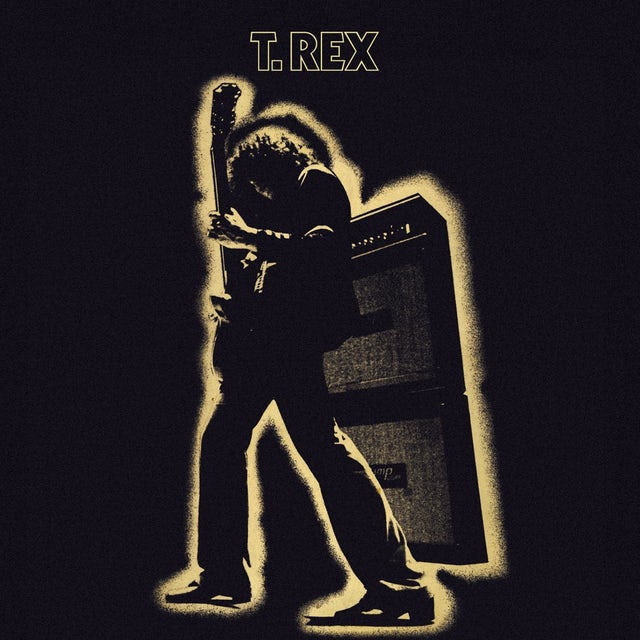 T-Rex ELECTRIC WARRIOR + 2014 Vinyl Record