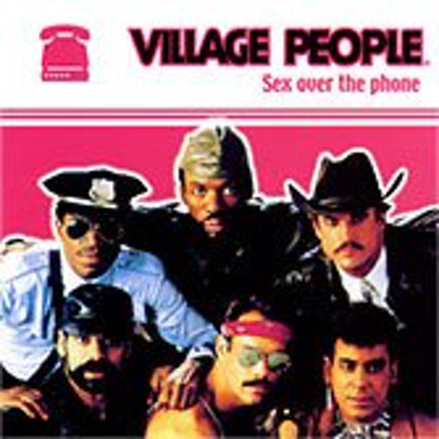 Village People SEX OVER THE PHONE CD