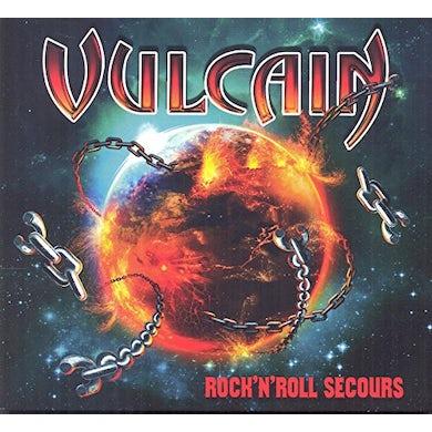 Vulcain ROCK N ROLL SECOURS 30EME ANNIVERSA CD