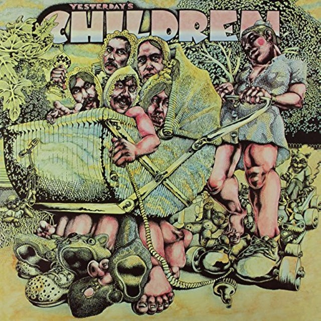 YESTERDAY'S CHILDREN Vinyl Record