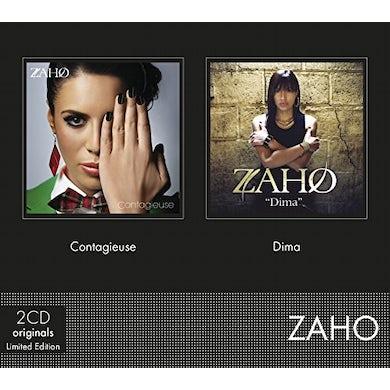 Zaho CONTAGIEUSE + DIMA CD