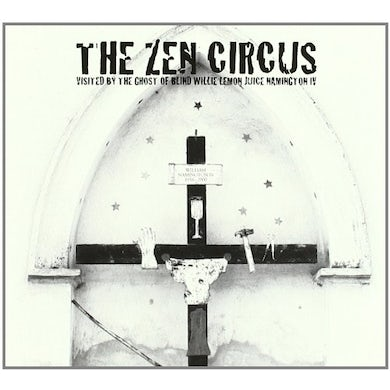 Zen Circus VISITED BY THE GHOST CD